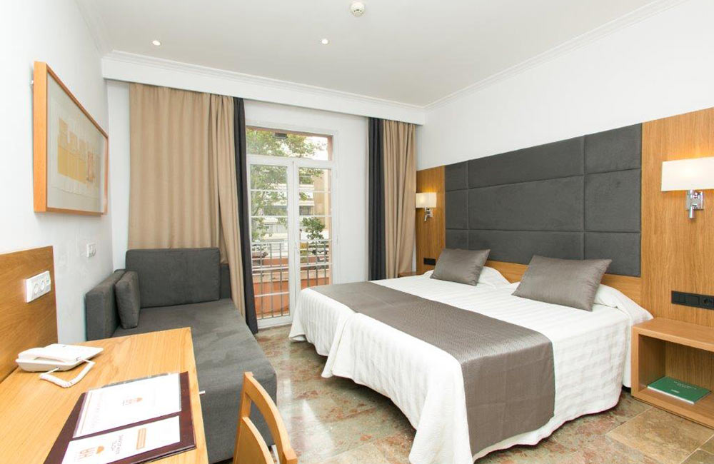 Triple room Hotel Armadams